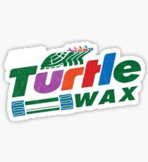 Ninja Turtle Wax Sticker