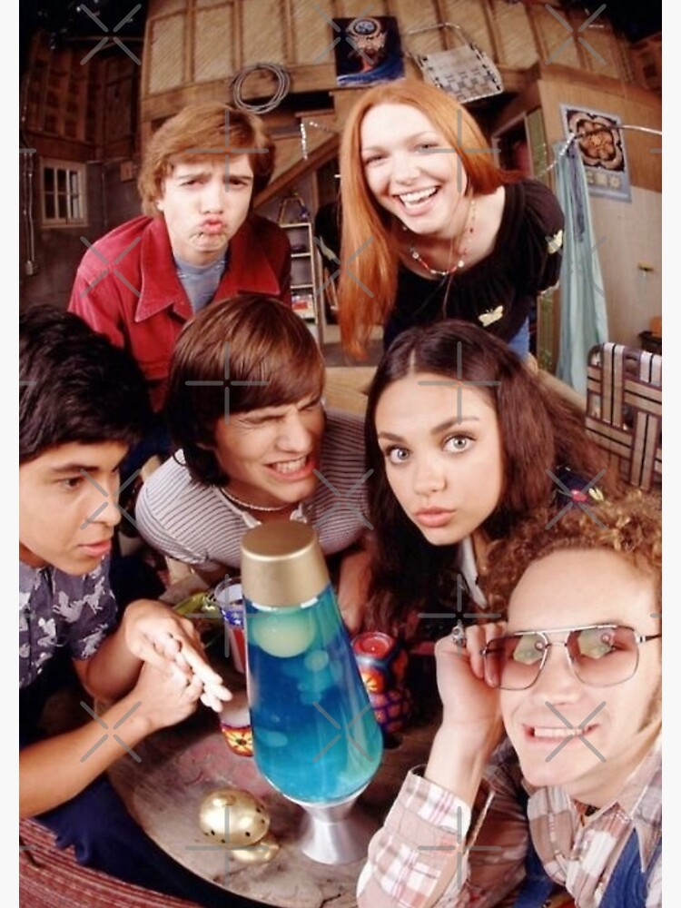 That 70's show poster and print by nblefkowitz