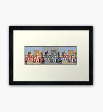 St Albans  Framed Print