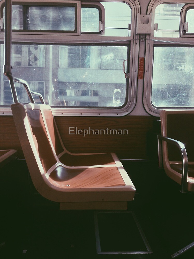 San Francisco Seat by Elephantman
