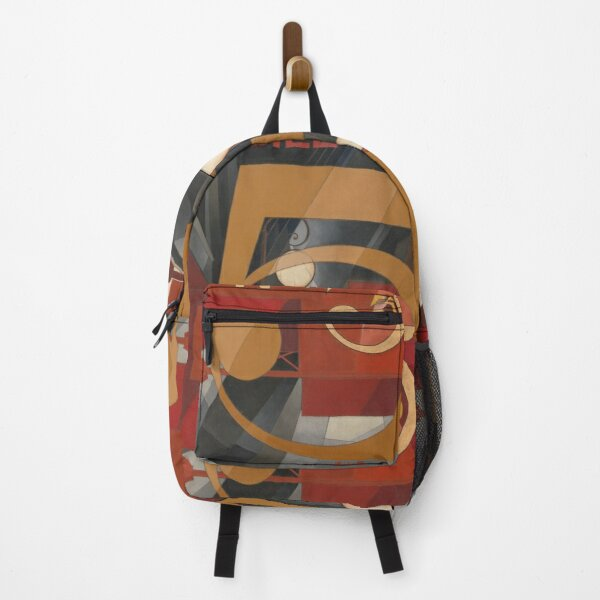 I Saw the Figure 5 in Gold Backpack