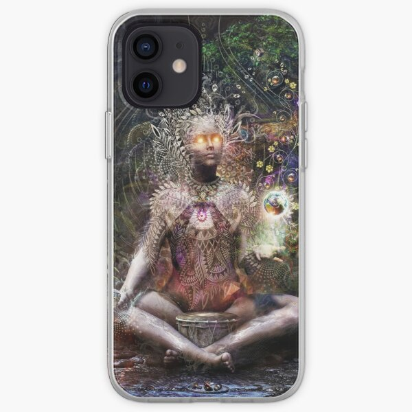 Sacrament For The Sacred Dreamers iPhone Soft Case