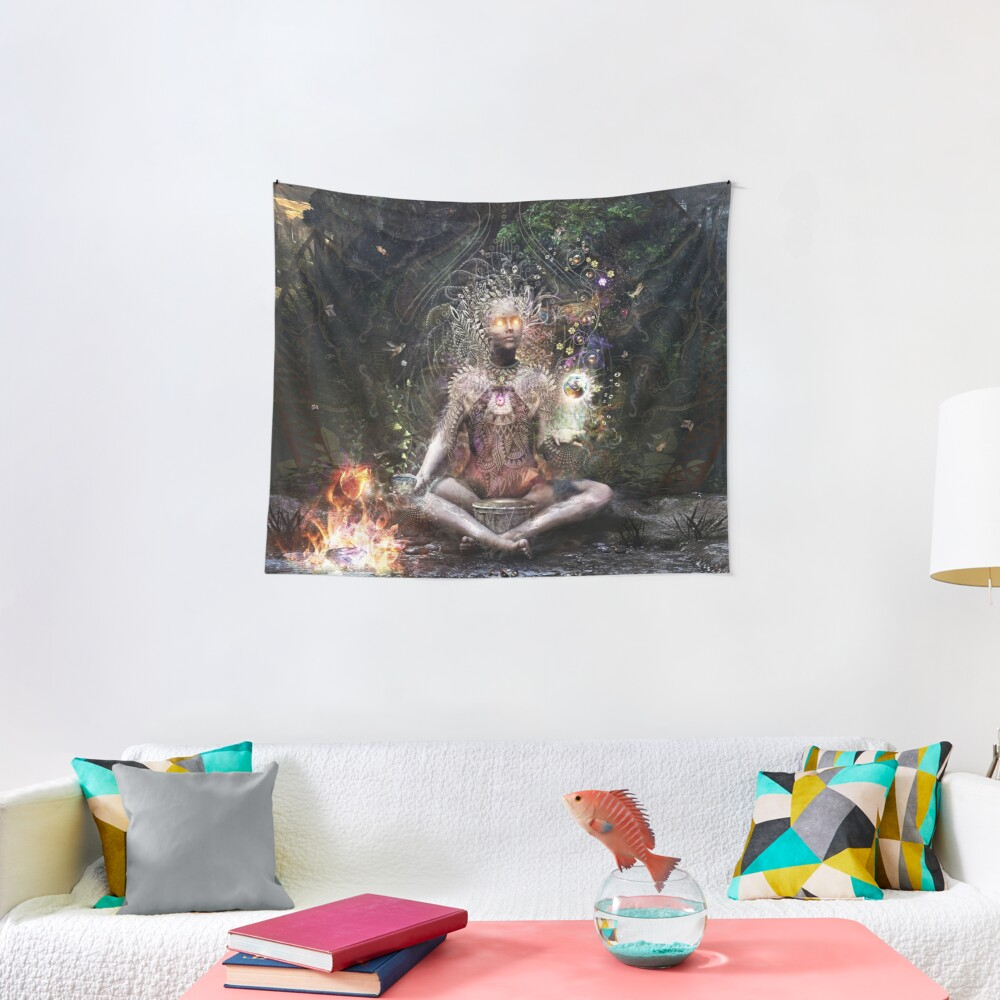 Sacrament For The Sacred Dreamers Tapestry