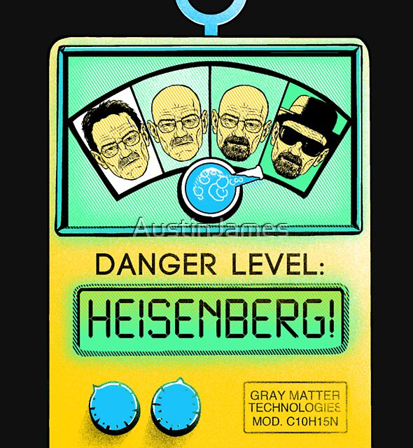 The Danger Meter by AustinJames