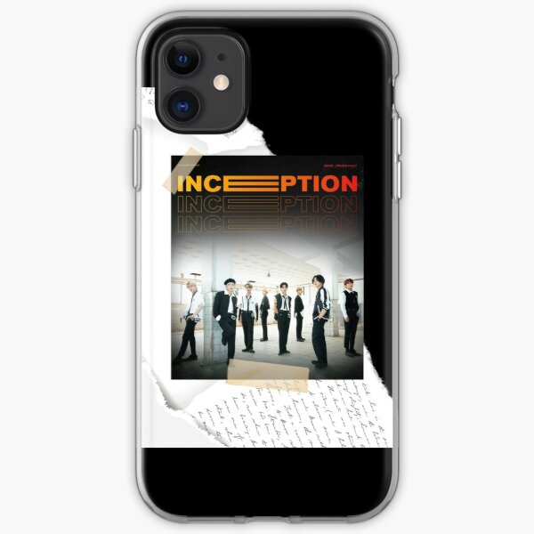 coque iphone 8 inception toupie