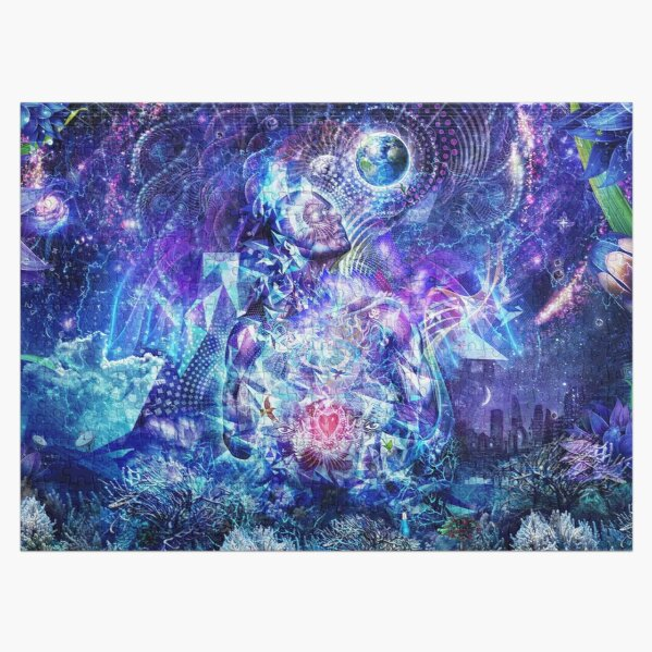 Transcension Jigsaw Puzzle