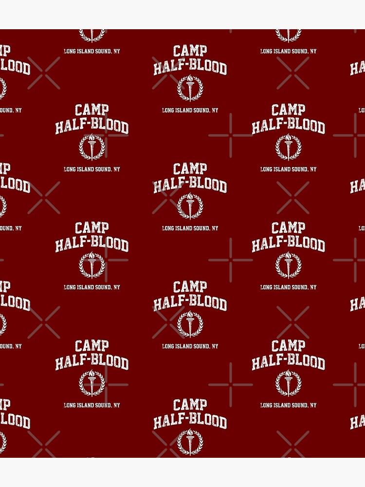Camp Half-Blood by huckblade