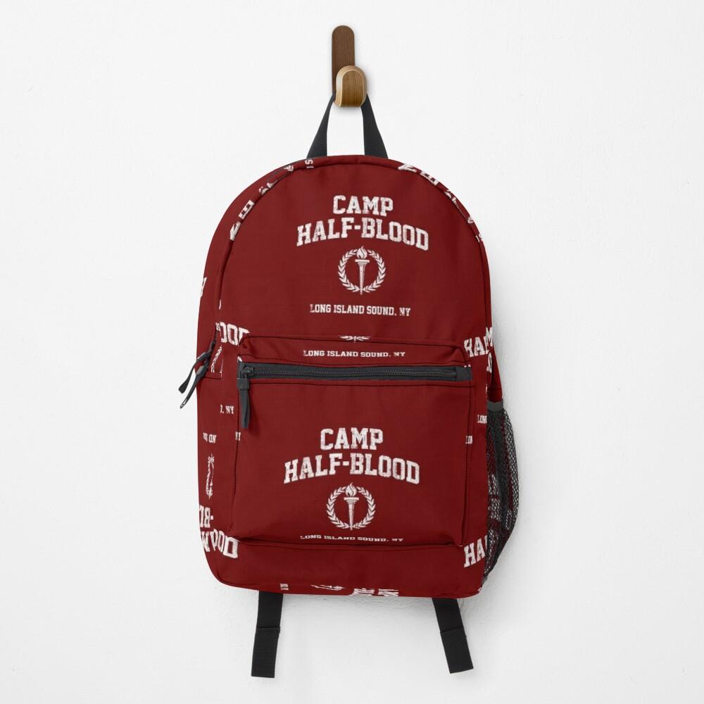 Camp Half-Blood Backpack