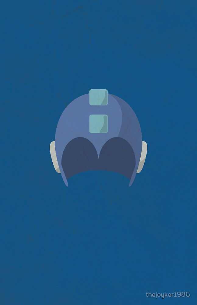 Cool Megaman Helmet Picture by thejoyker1986