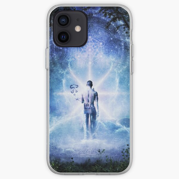 The Journey Begins iPhone Soft Case