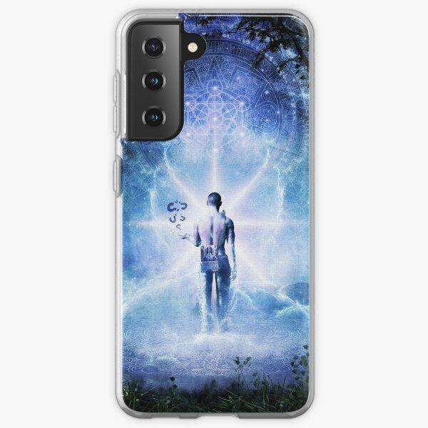 The Journey Begins Samsung Galaxy Soft Case