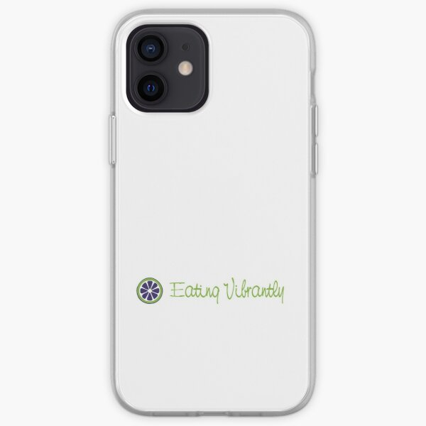 Eating Vibrantly iPhone Soft Case
