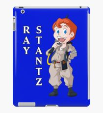 Ray Stantz (The Real Ghostbusters) iPad Case/Skin