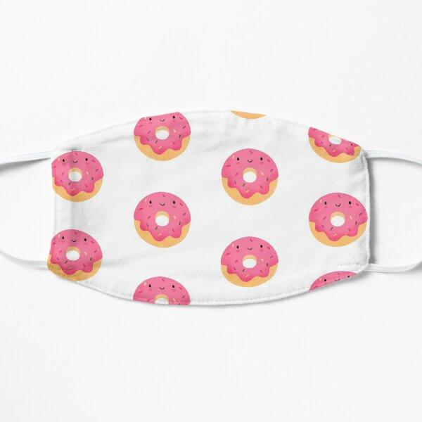 Happy donut Flat Mask