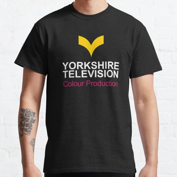 BEST PRICE Yorkshire Television Logo Classic T-Shirt