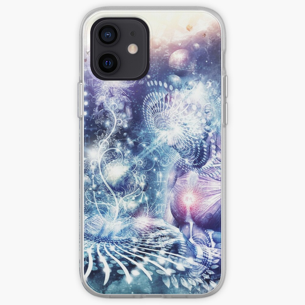 The Knowledge of The Planets iPhone Case & Cover