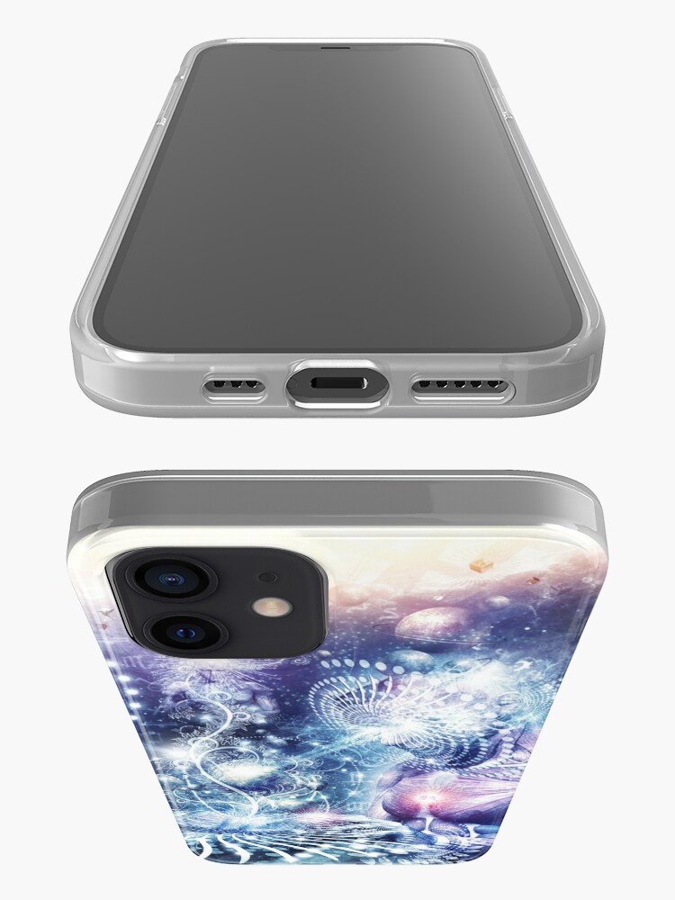 Alternate view of The Knowledge of The Planets iPhone Case & Cover
