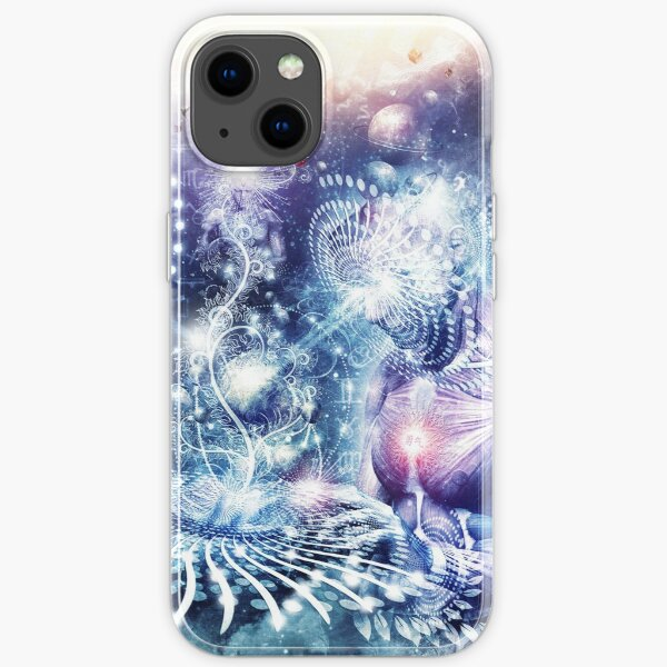 The Knowledge of The Planets iPhone Soft Case