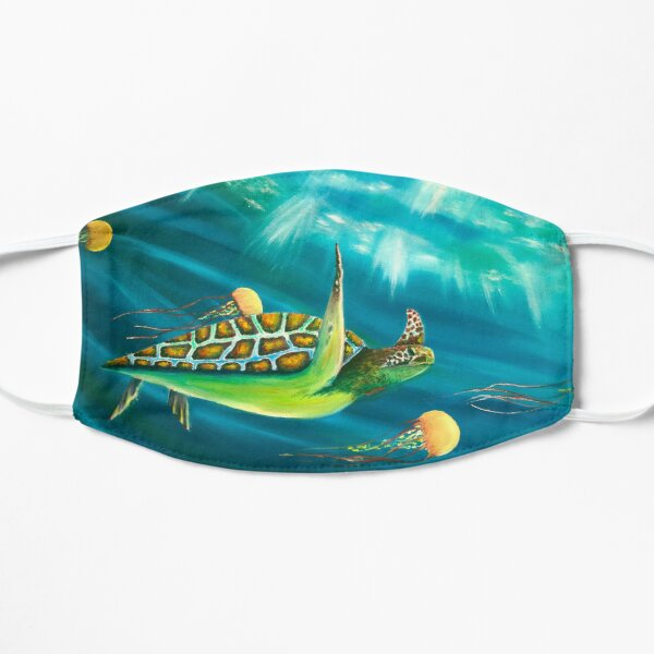Le grand voyage, sea turtle Mask
