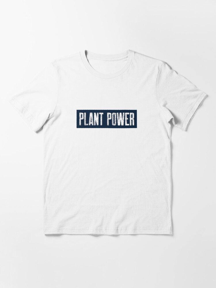 Alternate view of Plant Power For People Who Eat Plants Essential T-Shirt