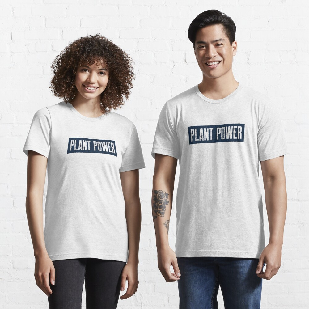 Plant Power For People Who Eat Plants Essential T-Shirt