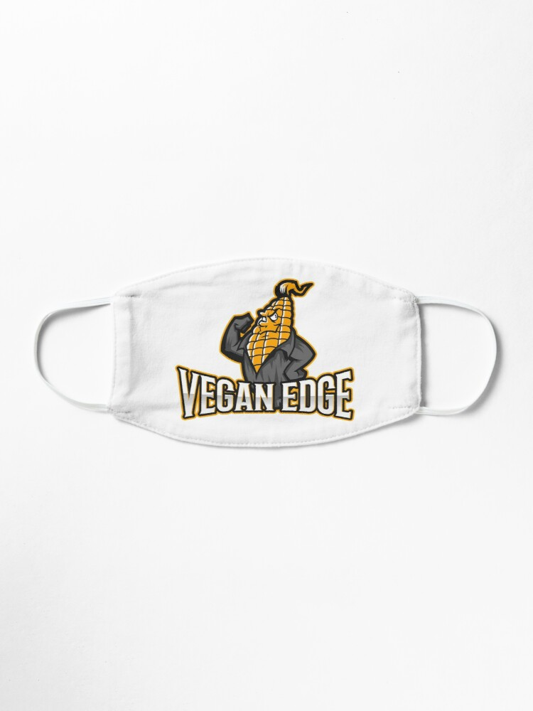 Alternate view of Vegan Edge with Strong Corn Mask