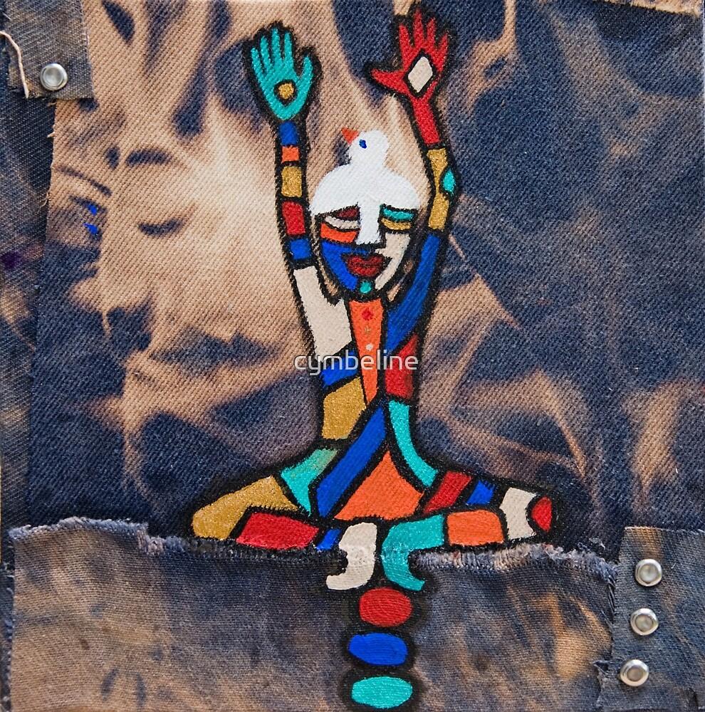 peaceheadsista by cymbeline