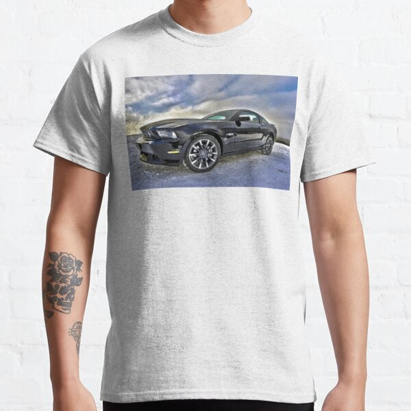 Ford Mustang Muscle Car Classic T-Shirt