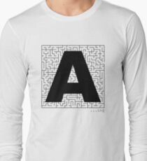 A-Maze-ing Long Sleeve T-Shirt