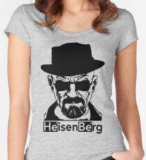 New 2013 - Heisenberg Inspired Breakingbad Women's Fitted Scoop T-Shirt