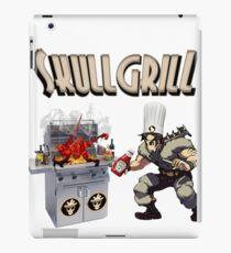 SkullGrill - Skull Girls parody !! iPad Case/Skin