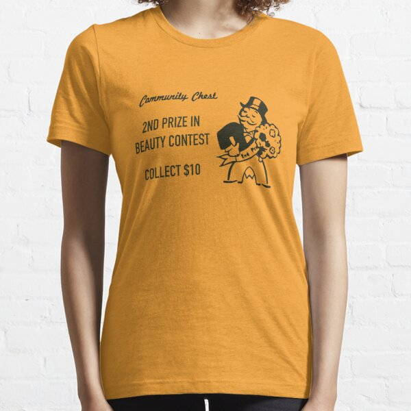 Monopoly - Community Chest Essential T-Shirt