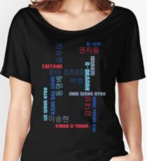 Big Bang Sprawl! Women's Relaxed Fit T-Shirt