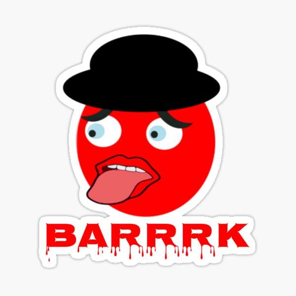 BARRRK  Sticker