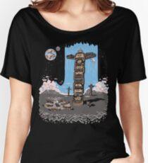 Camiseta ancha para mujer Spirits of Inception