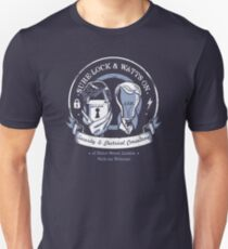 Sure-Lock & Watts-On Consulting T-Shirt