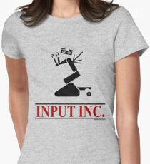 Input Inc Womens Fitted T-Shirt