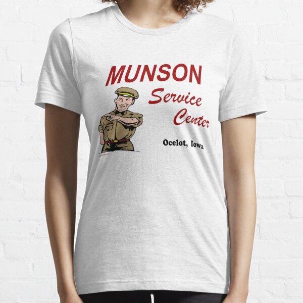 Munson Service Center Essential T-Shirt