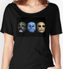 3 ninjas masks Women's Relaxed Fit T-Shirt