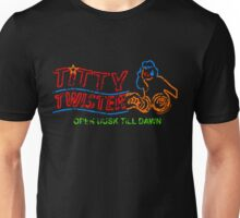 The Titty Twister Unisex T-Shirt