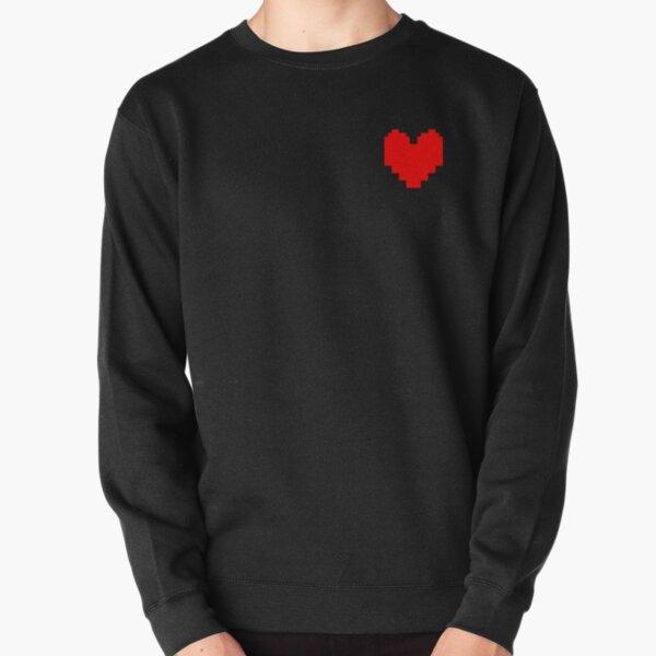Undertale Heart Pullover Sweatshirt