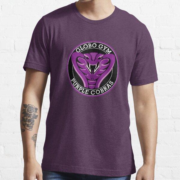 Globo Gym Purple Cobras Essential T-Shirt
