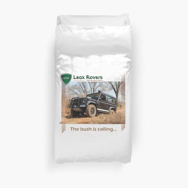 Land Rover Defender 90 Duvet Cover