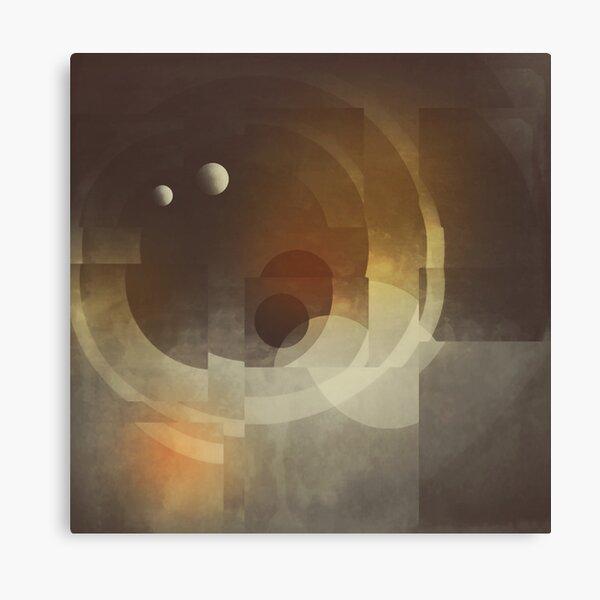 Perigee, III - Gravitate Canvas Print