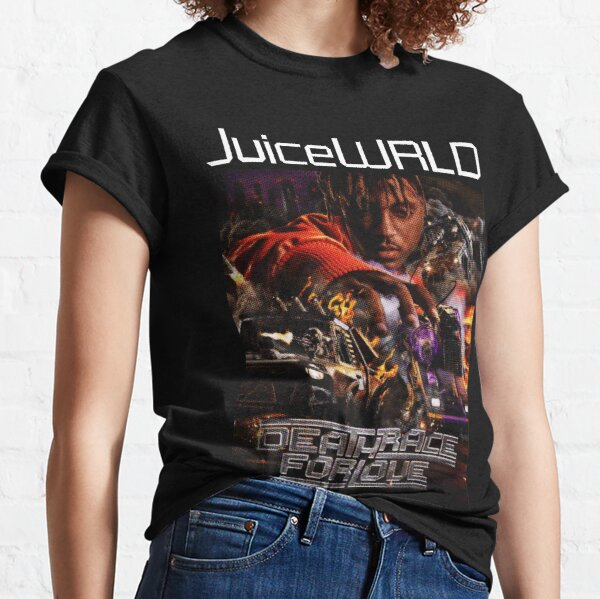 Juice Wrld - Death Race For Love Classic T-Shirt