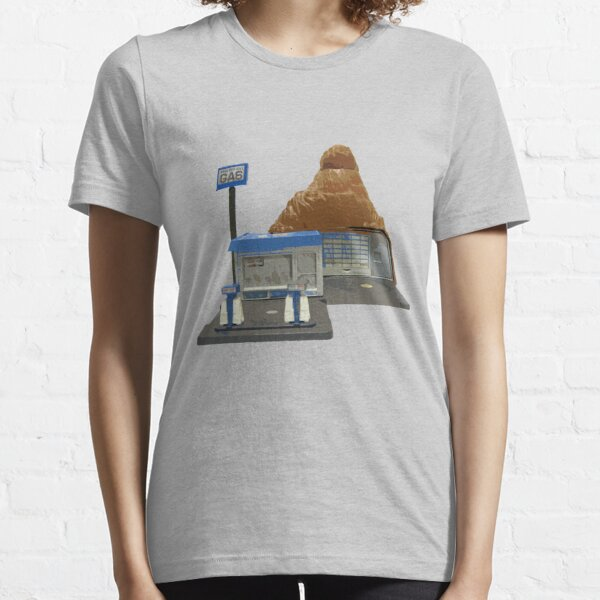 Boulder Hill Poster Style Essential T-Shirt