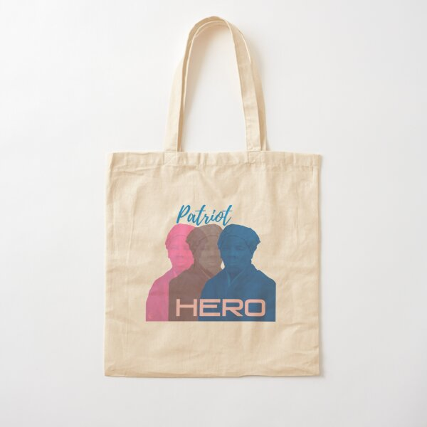 Hero Cotton Tote Bag