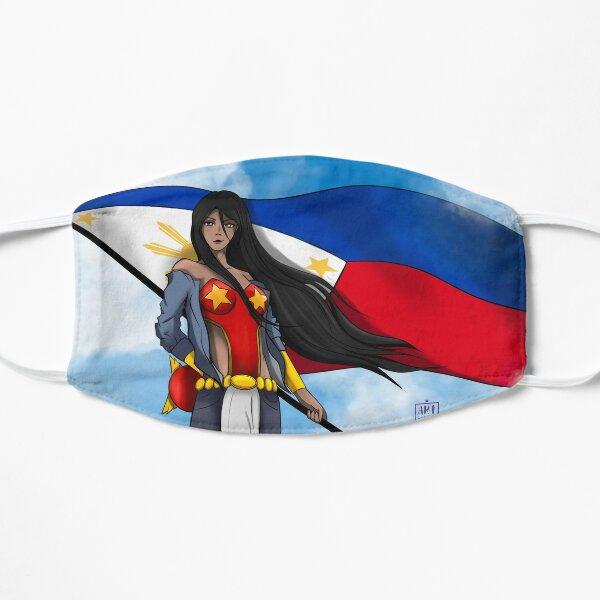 Modern Darna Fanart Flat Mask