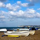 Seaford Boats by mikebov