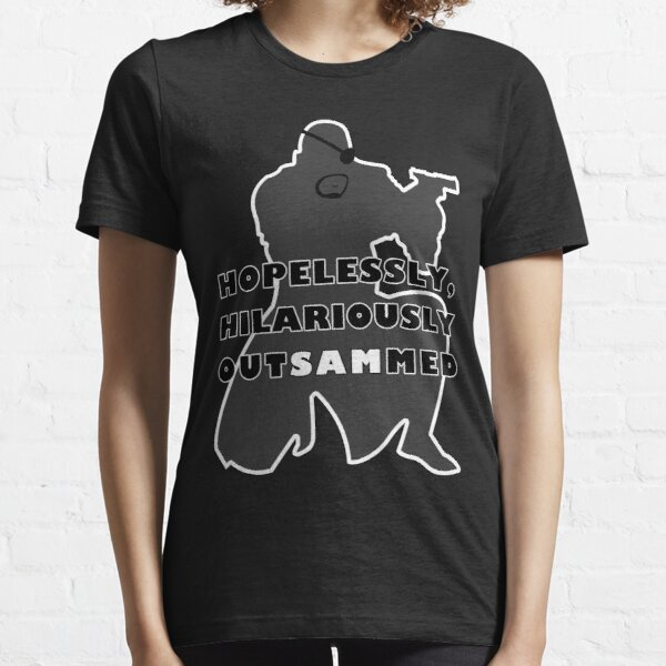 Hopelessly, Hilariously OutSAMmed Essential T-Shirt